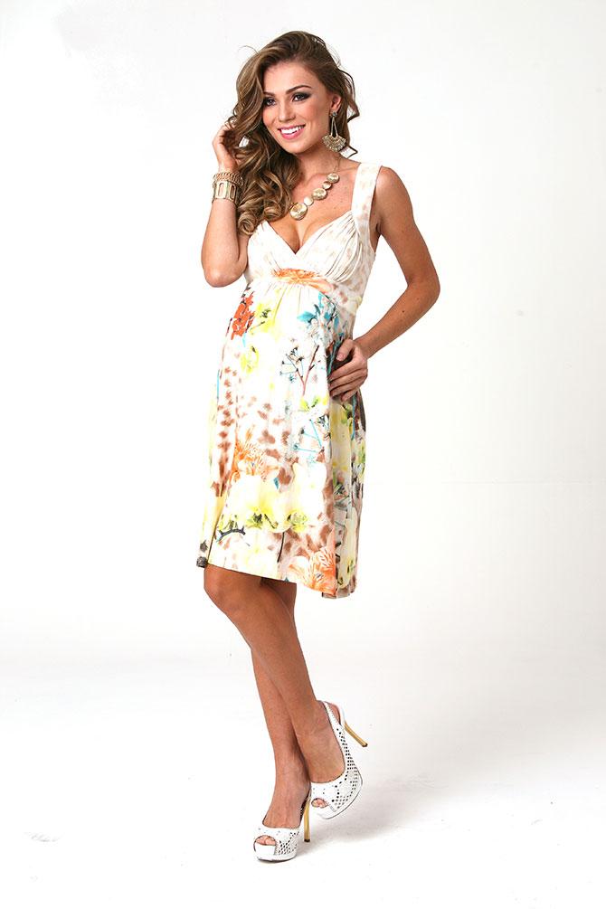 1051 - Vestido Marley Curto