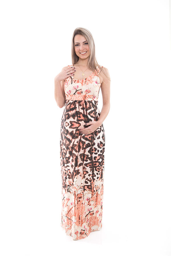 1197 - Vestido Ana Barrado