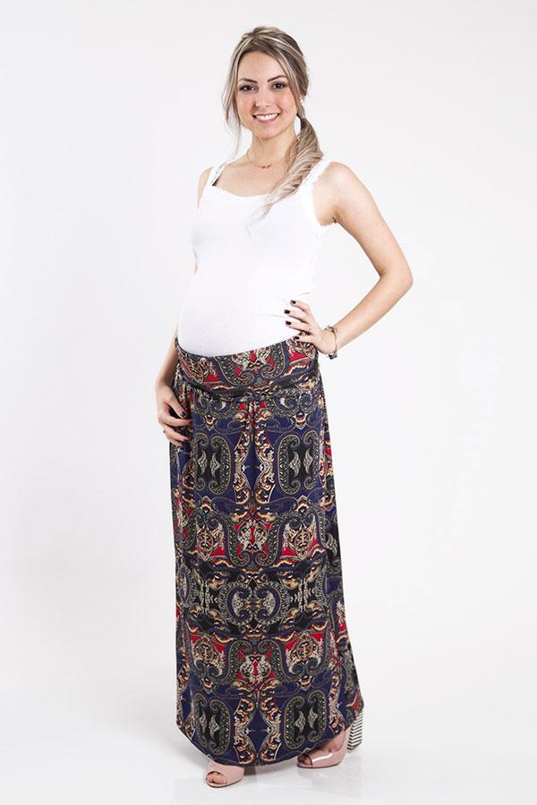 1198 - Vestido Tuane Longa