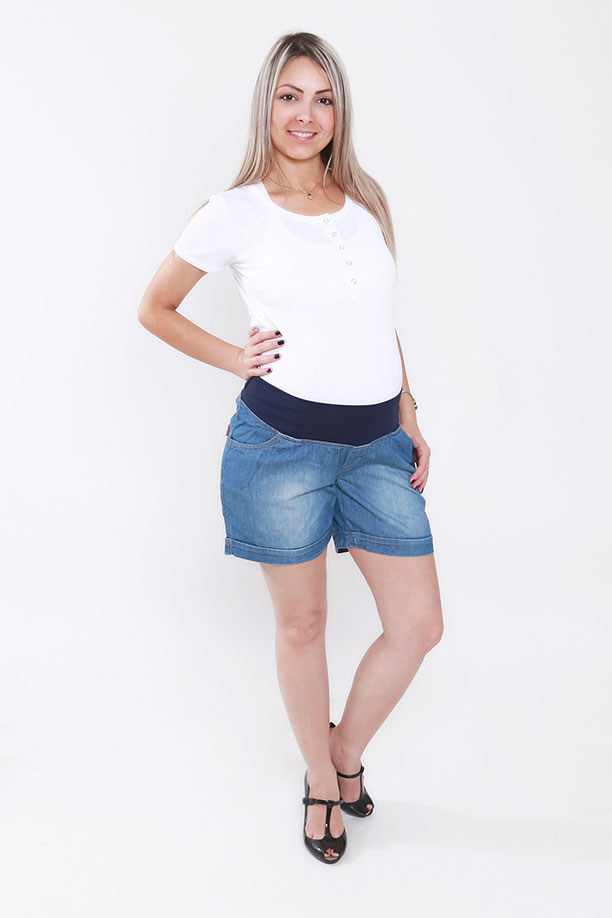 1227 - Shorts Basic Scotti Claro