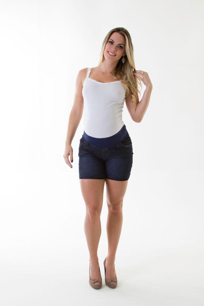 614 - Shorts Jeans Marte