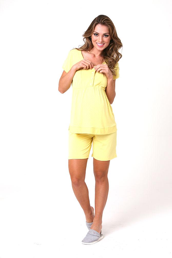 690 - Pijama Docinho Curto